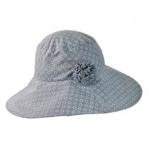 B2B Sur La Tete Provence Sun Hat Alternate View