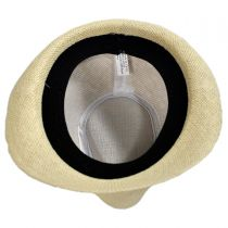 Kid's Toyo Straw Classic Fedora Hat in