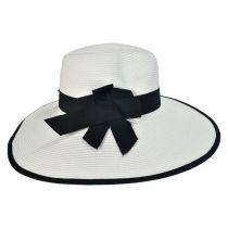 5-inch Brim Fedora Hat