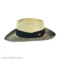 Golfer Panama Gambler Hat