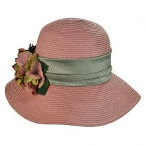 Dry Rose Packable Cloche