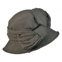 Herringbone Cloche Hat