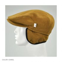 Carl Ivy Cap with Earflaps