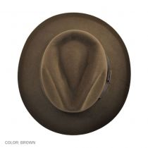 Officially Licensed Fur Felt Fedora Hat