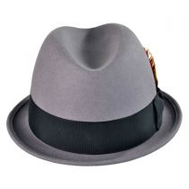 Brooklyn Fedora Hat