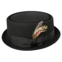 Toledo Pork Pie Hat
