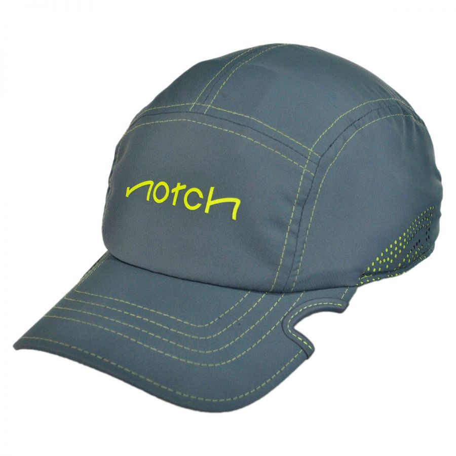 notch classic adjustable runner baseball cap all baseball caps