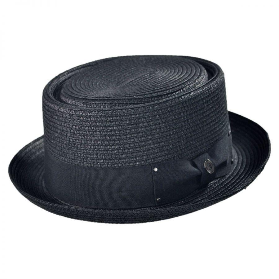 5b96f938d96 Jaxon Hats Toyo Straw Braid Pork Pie Hat Pork Pie Hats