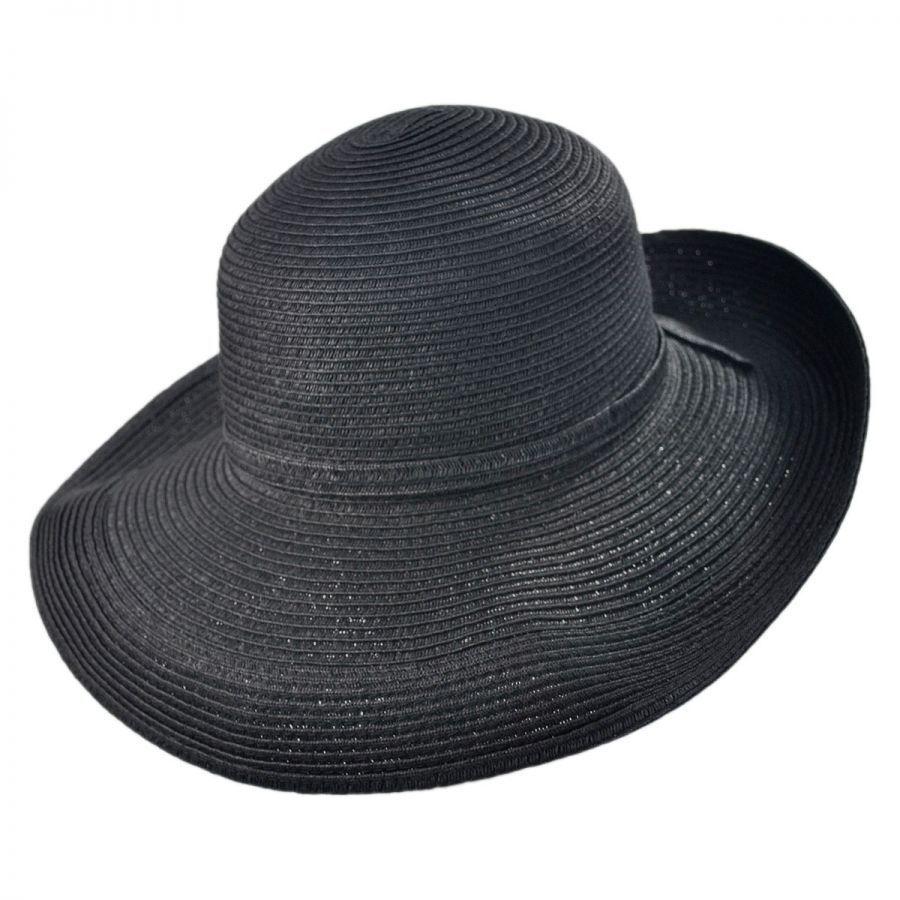 dc654559ebebe sur la tete Traveler Toyo Straw Sun Hat Sun Hats