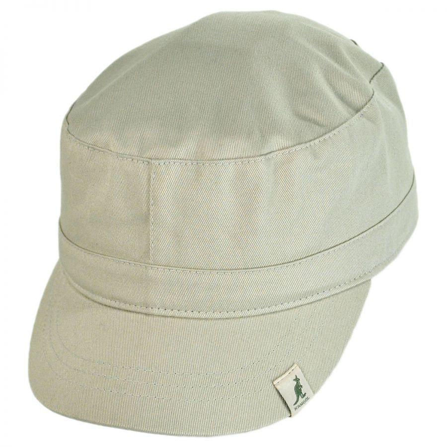 Cotton Adjustable Army Cap