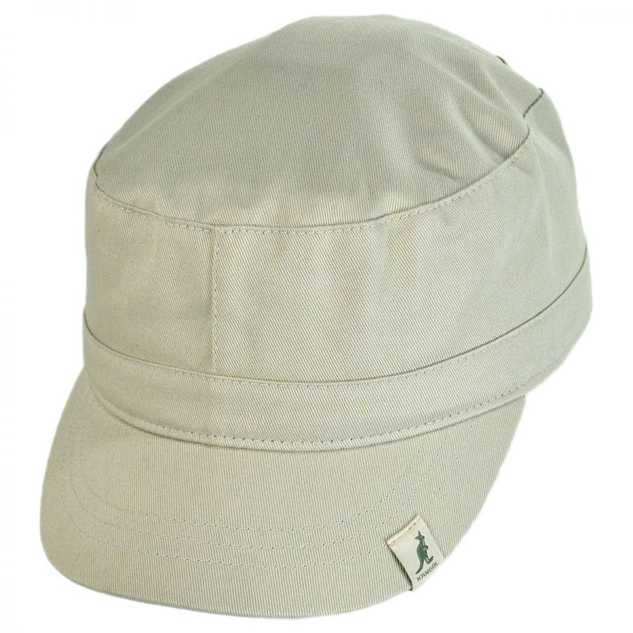 d157d1f5625 Kangol Cotton Adjustable Army Cap Cadet Caps