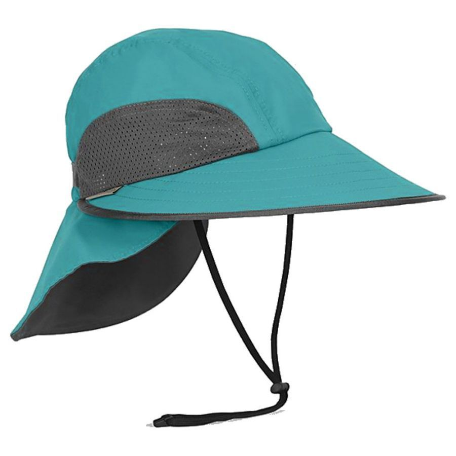 With the laid-back style of a fedora plus trail-friendly details like mesh ventilation and built-in sun protection, the Charter Hat from Sunday Afternoons offers cooling shade from sunny skies. Available at REI, % Satisfaction Guaranteed.