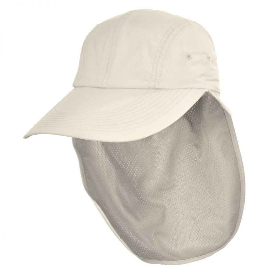62e75b26 Torrey Hats UPF 50+ Neck Flap Adjustable Baseball Cap Sun Protection