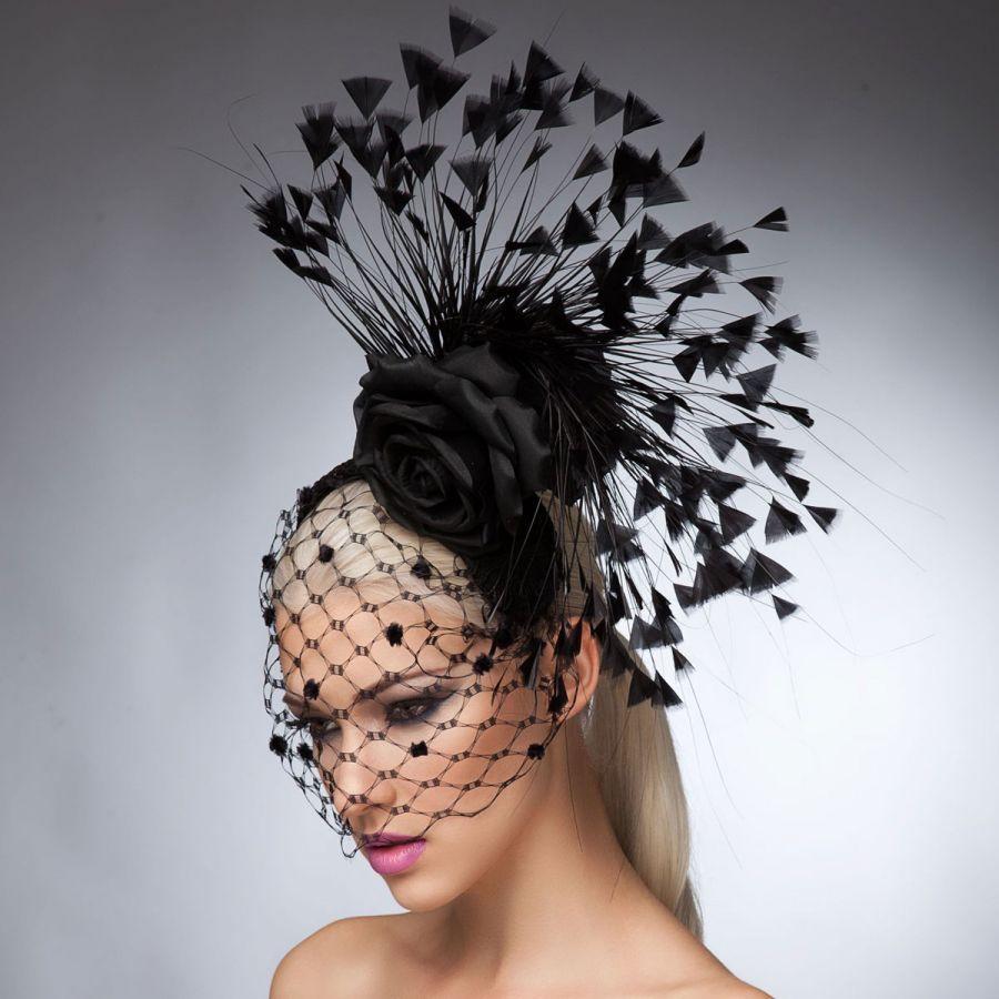 ... Georgia Headband Fascinator Hat Dress Hats at Village Hat Shop