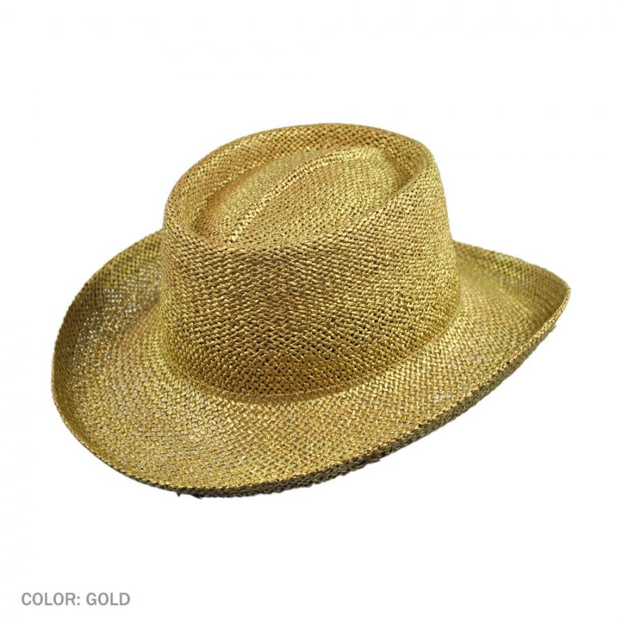 Gambler Straw Hat: Something Special Untrimmed Gambler Hat Straw Hats