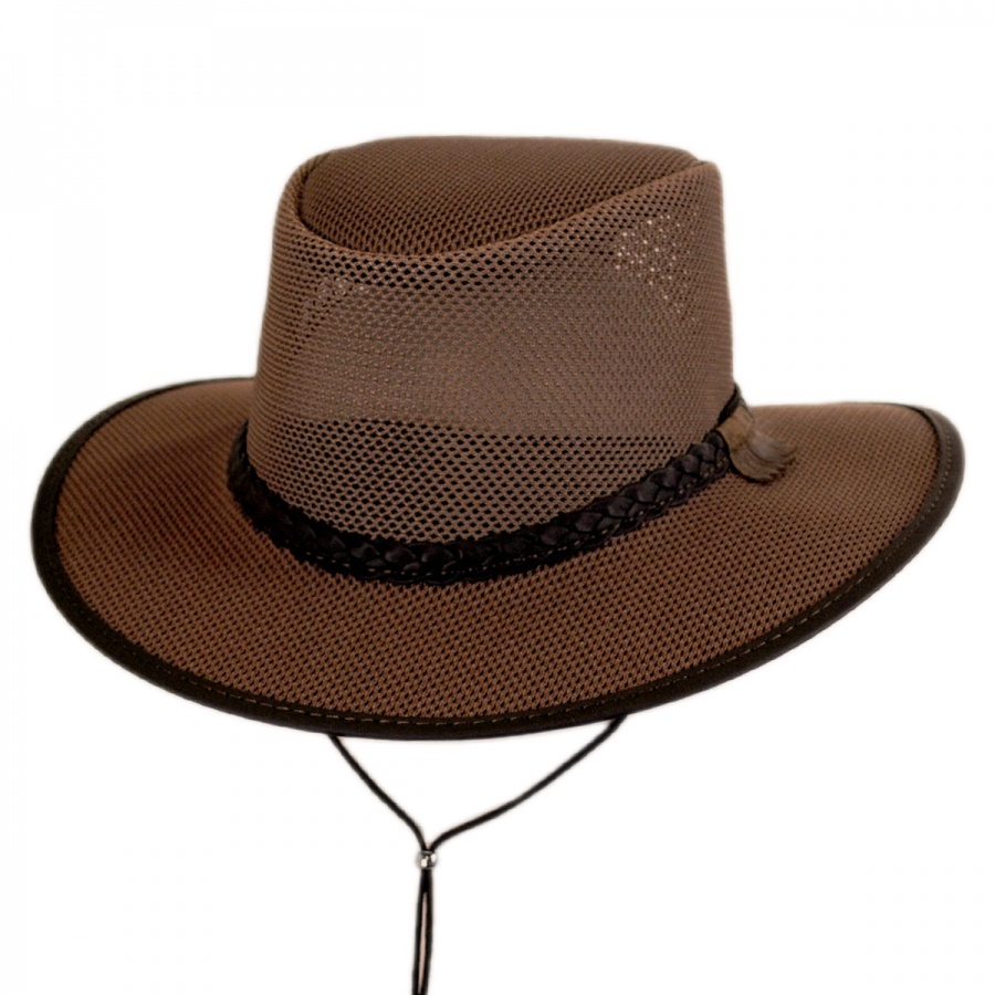 Head  N Home Soaker Mesh Outback Hat Sun Protection ab631c3958b