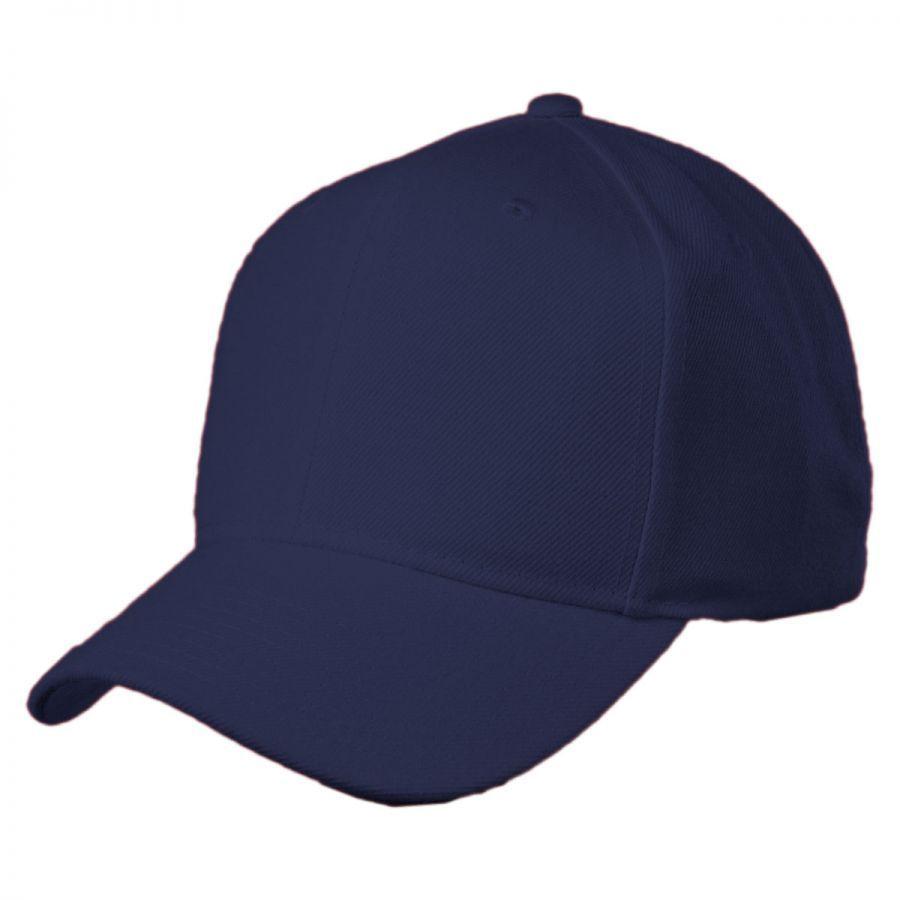 Otto Pro Wool Snapback Baseball Cap Blank Baseball Caps 86a82bb209f