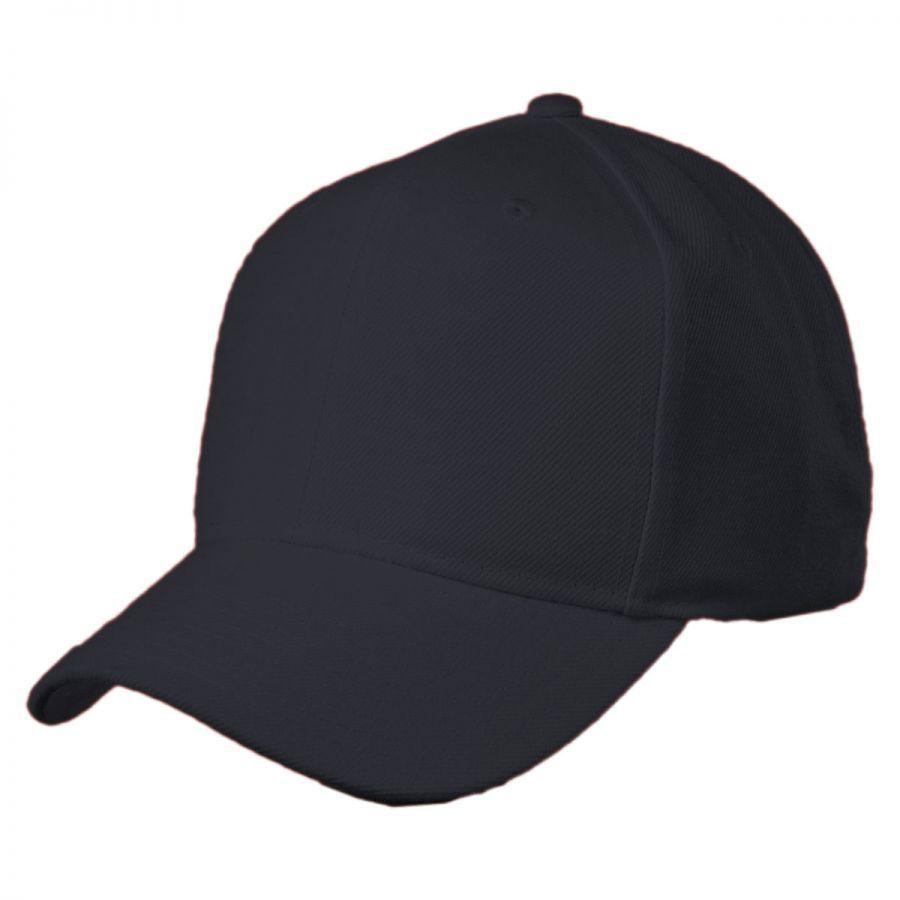 Otto Pro Wool Snapback Baseball Cap Blank Baseball Caps e71896f9e05