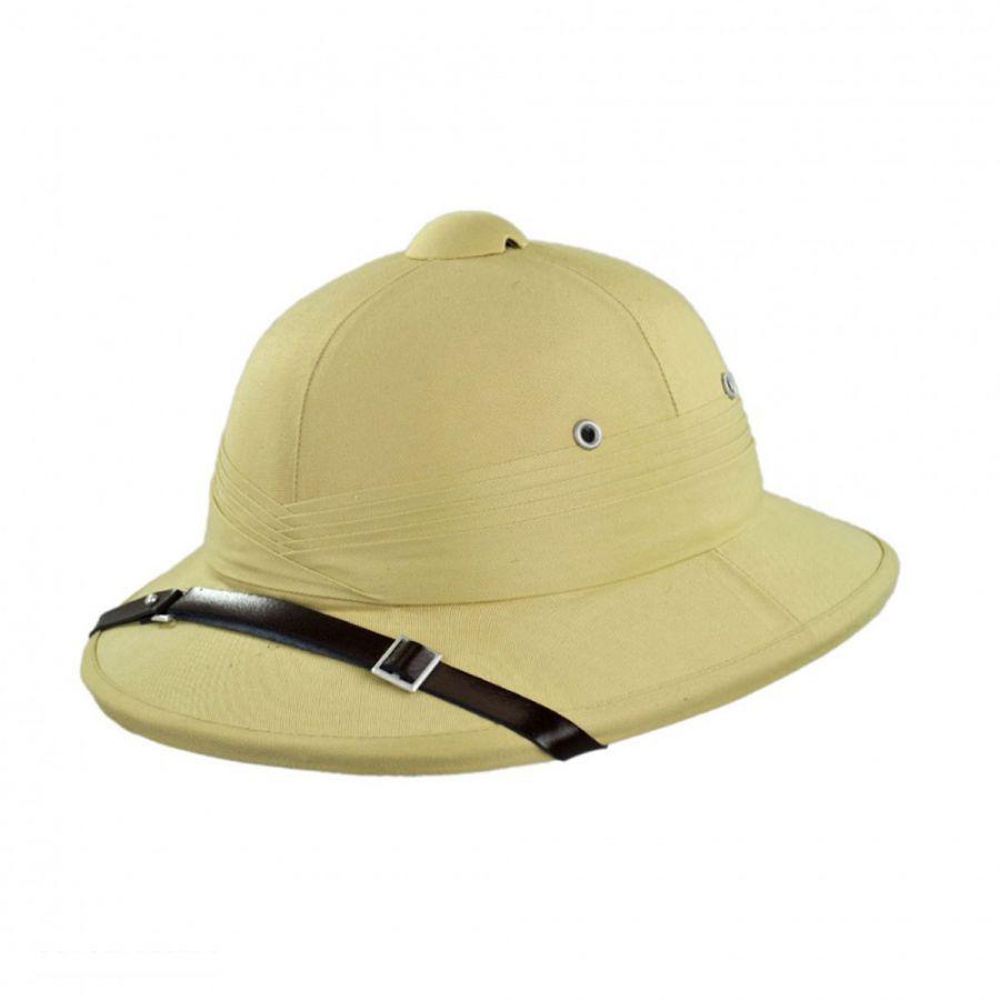 35449d95 Village Hat Shop Indian Pith Helmet - Big Head Version Pith Helmets