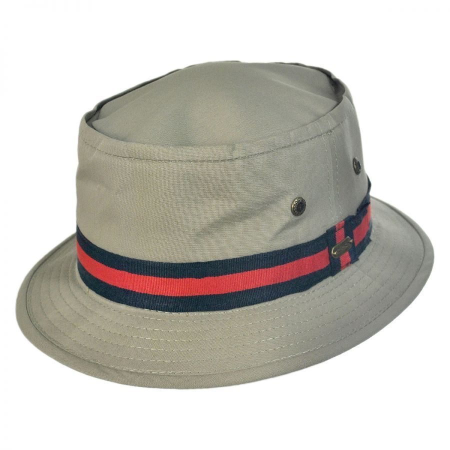 Stetson Fairway Cotton Bucket Hat Bucket Hats 15a41d05f7