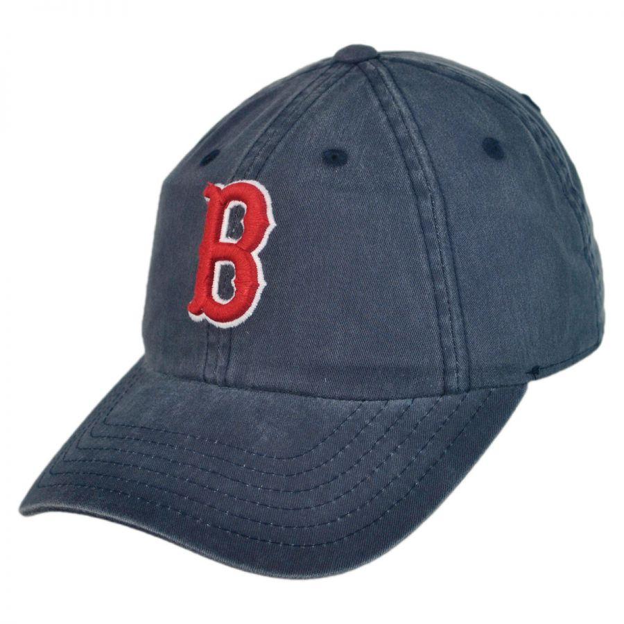 American Needle Boston Red Sox Mlb Raglan Strapback