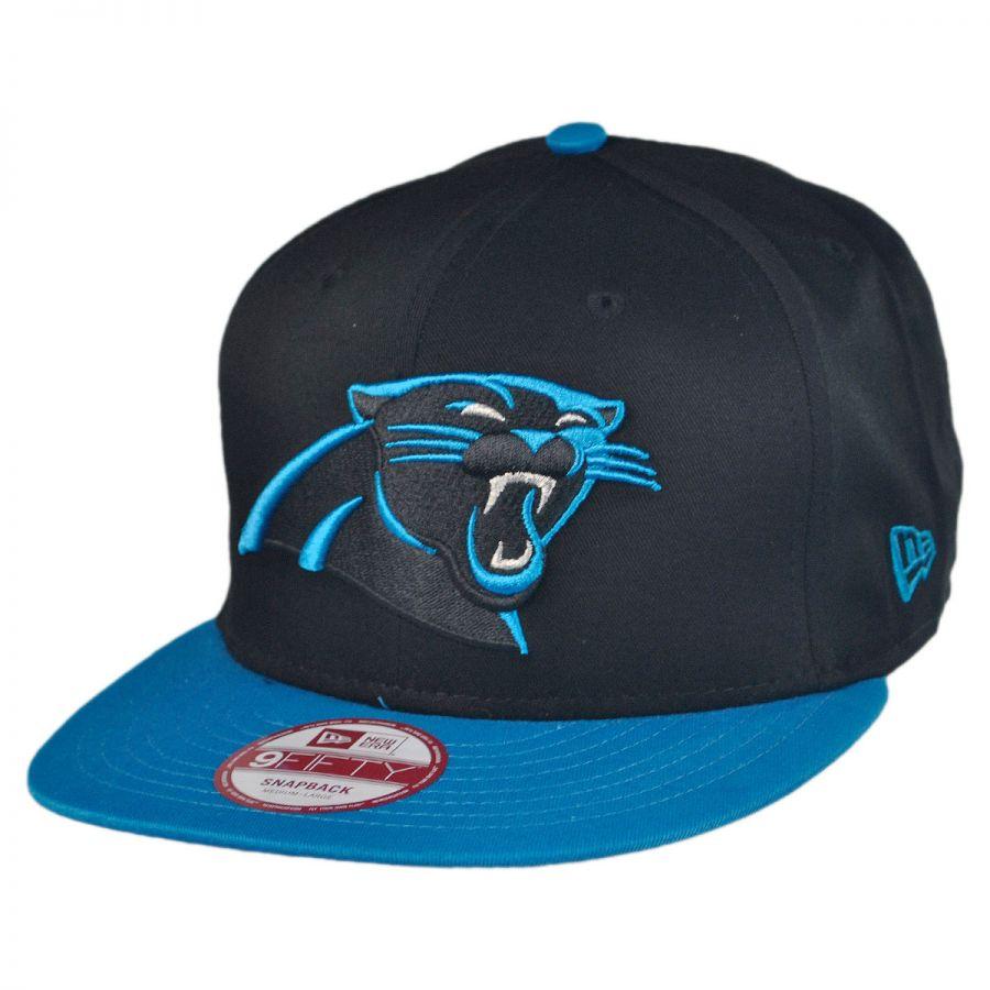 New Era Carolina Panthers Nfl 9fifty Snapback Baseball Cap