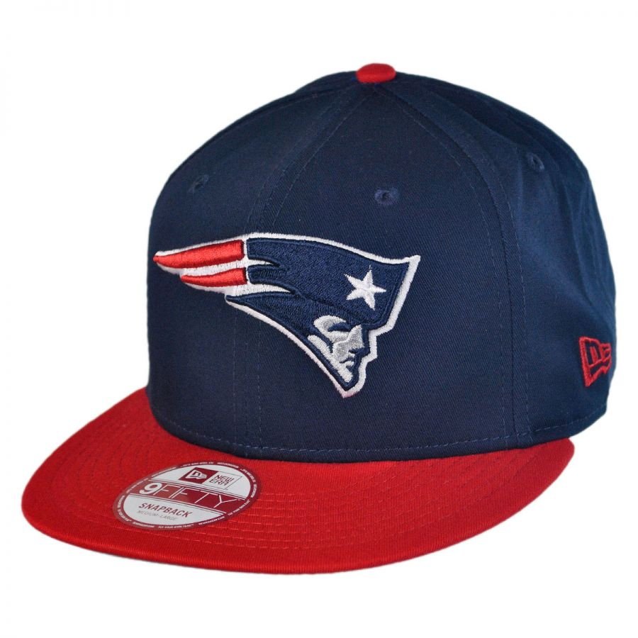 New Era New England Patriots NFL 9Fifty Snapback Baseball Cap NFL Football Caps