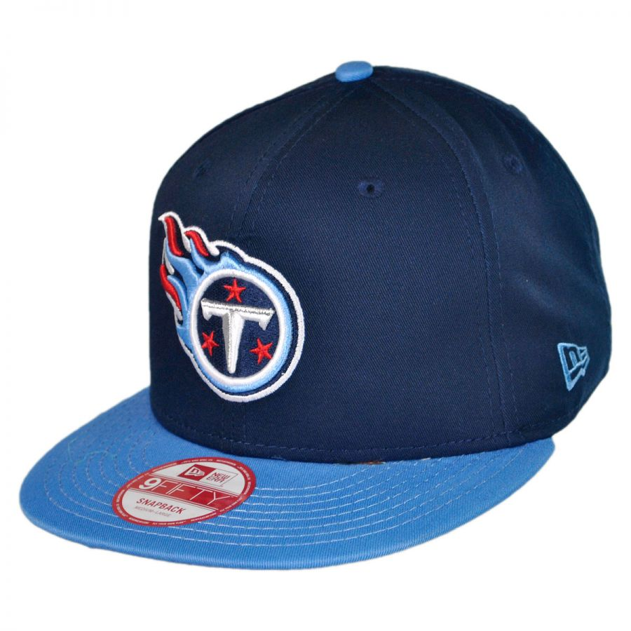 new era tennessee titans nfl 9fifty snapback baseball cap. Black Bedroom Furniture Sets. Home Design Ideas