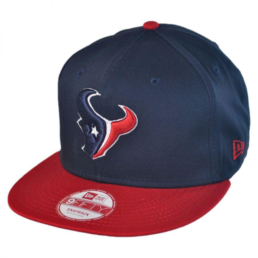 d693242a Houston Texans NFL 9Fifty Snapback Baseball Cap