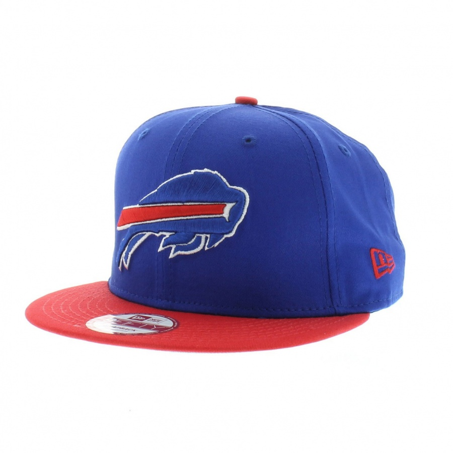 new era buffalo bills nfl 9fifty snapback baseball cap nfl. Black Bedroom Furniture Sets. Home Design Ideas