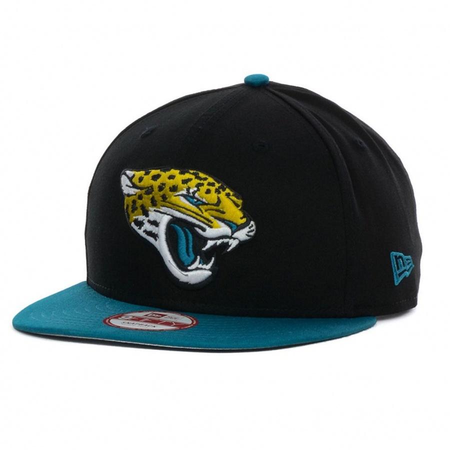 702ced68d114b0 Jacksonville Jaguars NFL 9Fifty Snapback Baseball Cap alternate view 1. New  Era