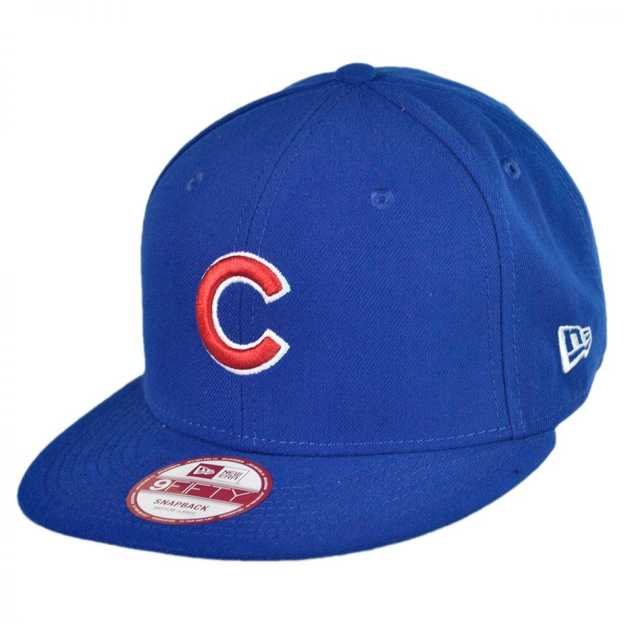 new era chicago cubs mlb 9fifty snapback baseball cap mlb. Black Bedroom Furniture Sets. Home Design Ideas