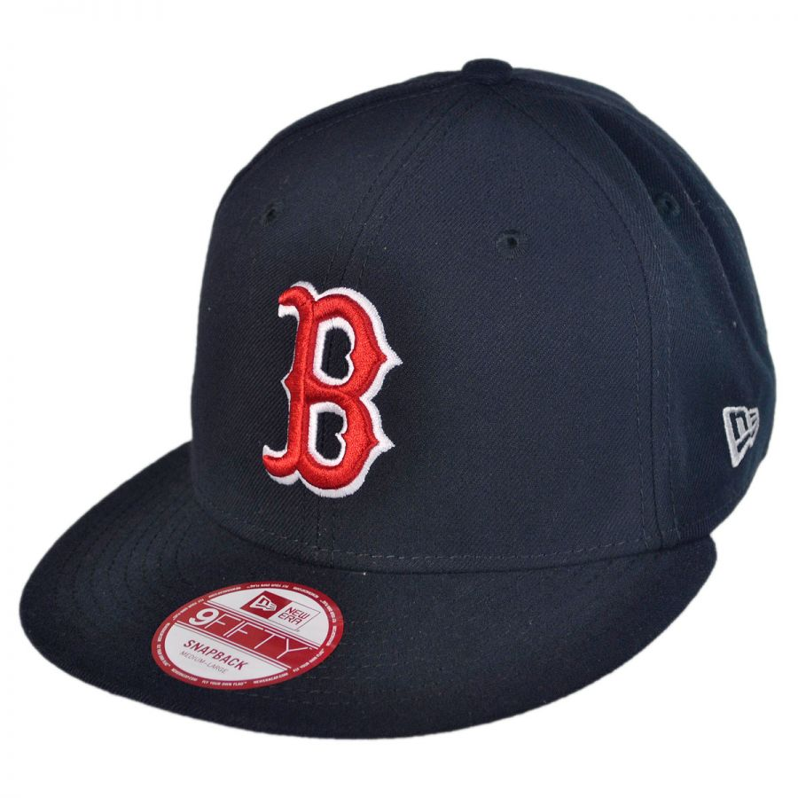 new era boston red sox mlb 9fifty snapback baseball cap. Black Bedroom Furniture Sets. Home Design Ideas