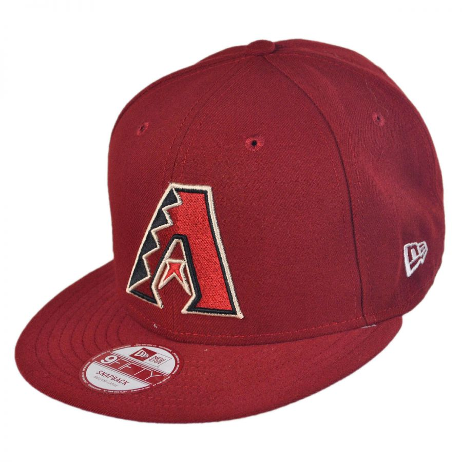 new era arizona diamondbacks mlb 9fifty snapback baseball. Black Bedroom Furniture Sets. Home Design Ideas