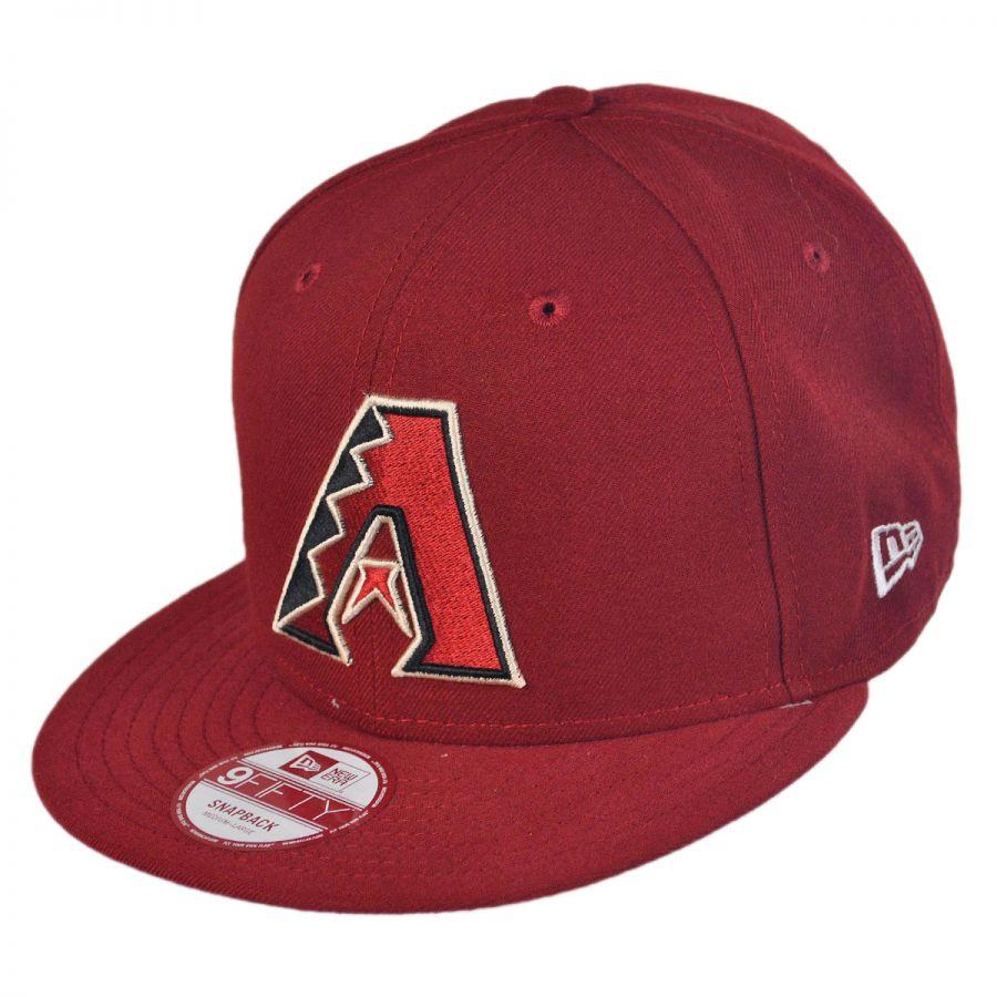 e53838ea4a3 Arizona Diamondbacks MLB 9Fifty Snapback Baseball Cap alternate view 1