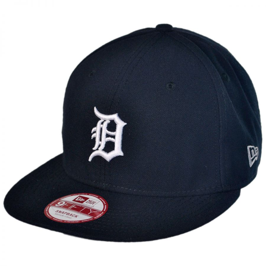 new era detroit tigers mlb 9fifty snapback baseball cap. Black Bedroom Furniture Sets. Home Design Ideas