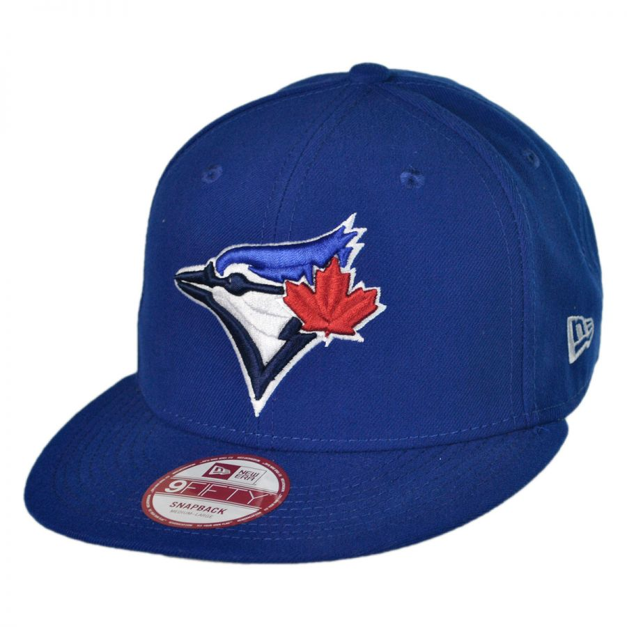new era toronto blue jays mlb 9fifty snapback baseball cap. Black Bedroom Furniture Sets. Home Design Ideas