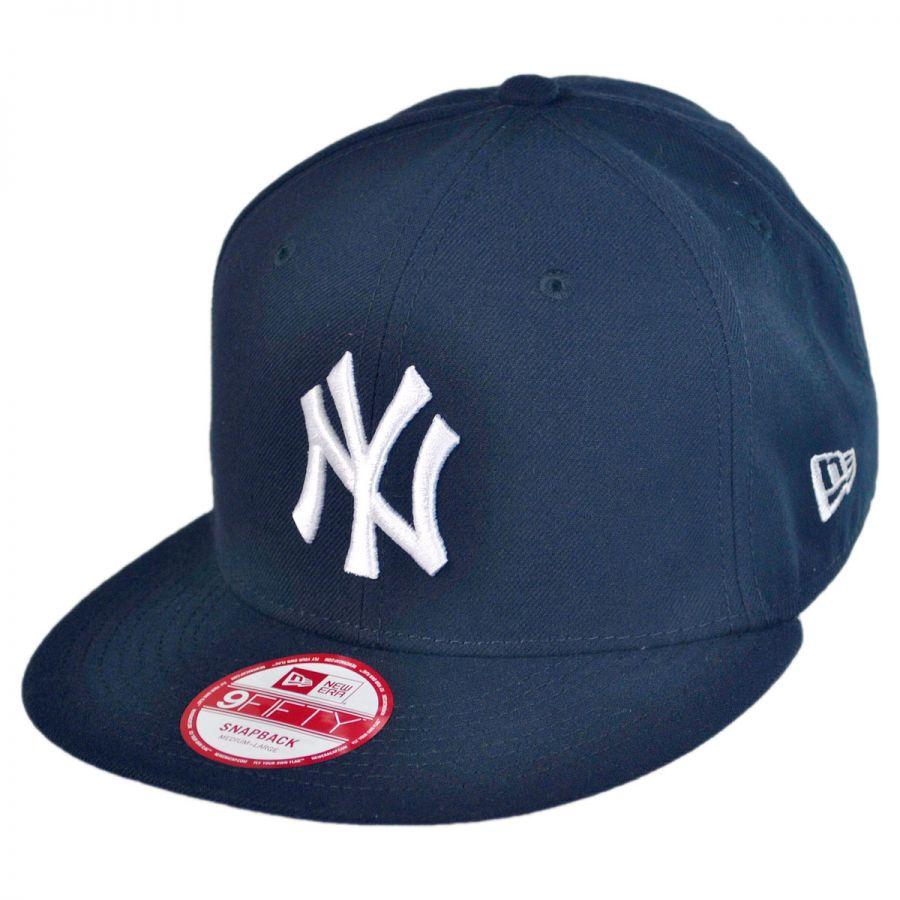 New York Yankees MLB 9Fifty Snapback Baseball Cap alternate view 1 fdac8cf0a7a