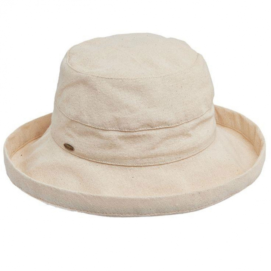Scala Lahaina Cotton Sun Hat Sun Protection 35463449f7d