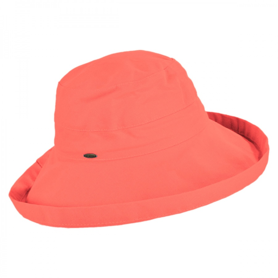 0a913e8874e Scala Lahaina Cotton Sun Hat Sun Protection