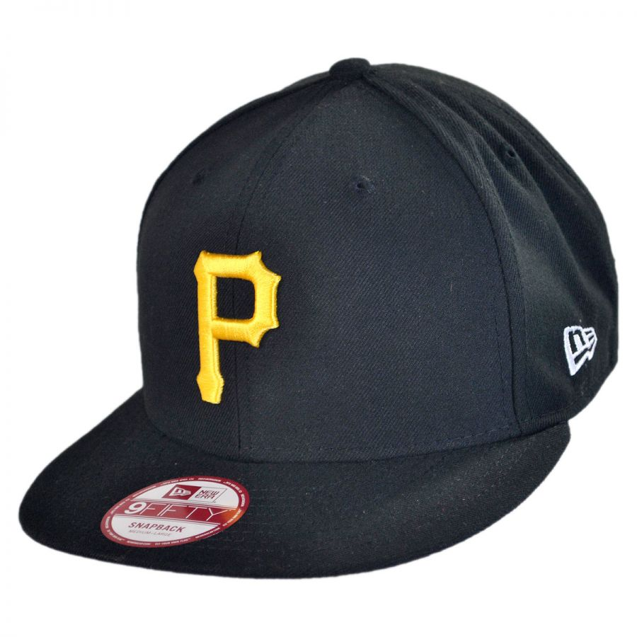 new era pittsburgh pirates mlb 9fifty snapback baseball. Black Bedroom Furniture Sets. Home Design Ideas