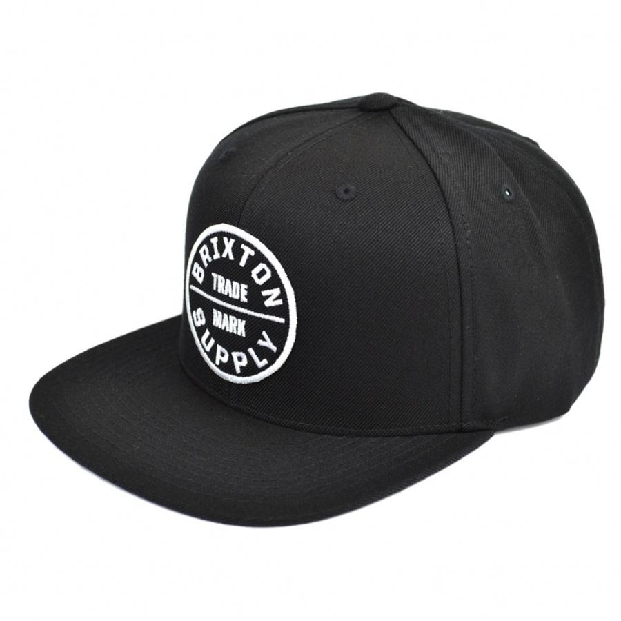 15303db6926f7d Brixton Hats Oath III Snapback Baseball Cap Snapback Hats