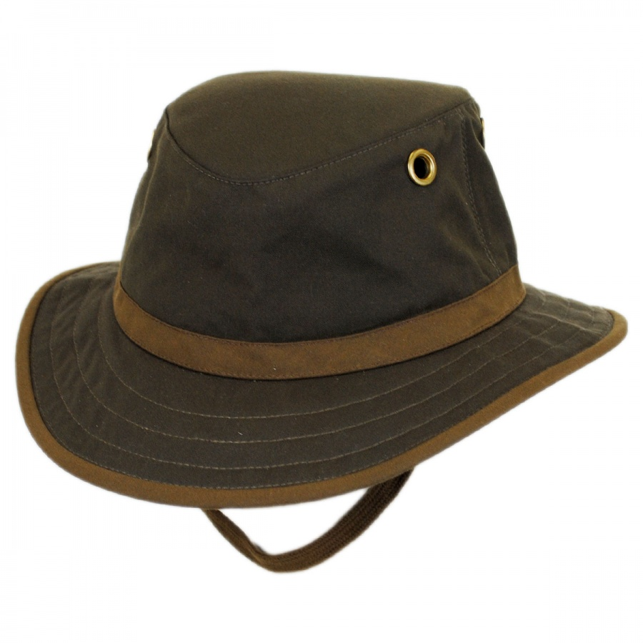 a36b83e228f Tilley Endurables TWC7 Wax Cotton Hat Sun Protection
