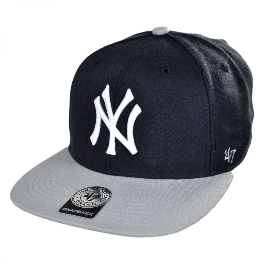 47 brand new york yankees mlb sure snapback baseball