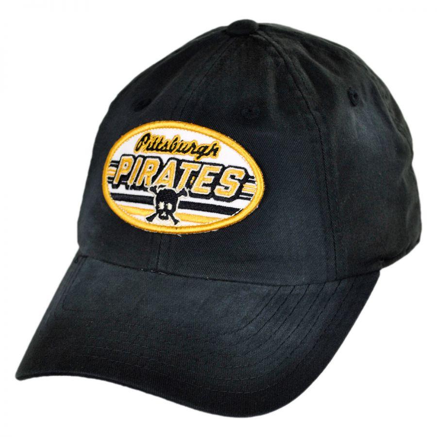 Pittsburgh Pirates MLB Rebound Strapback Baseball Cap Dad Hat alternate  view 1 483645c6e9d