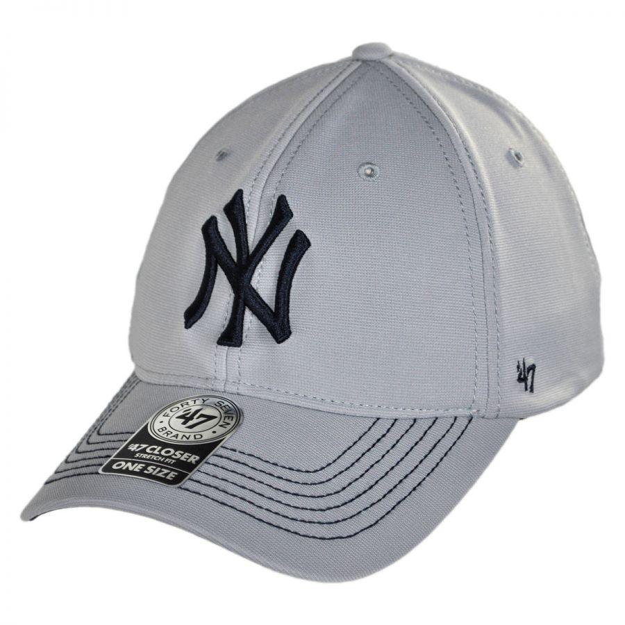 47 brand new york yankees mlb gt closer fitted baseball. Black Bedroom Furniture Sets. Home Design Ideas