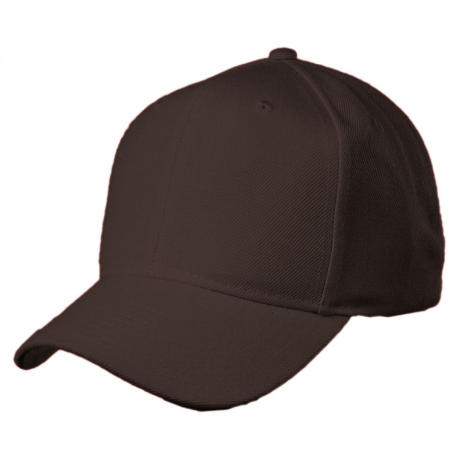 1e93f537b6d Otto Pro Wool Snapback Baseball Cap Blank Baseball Caps