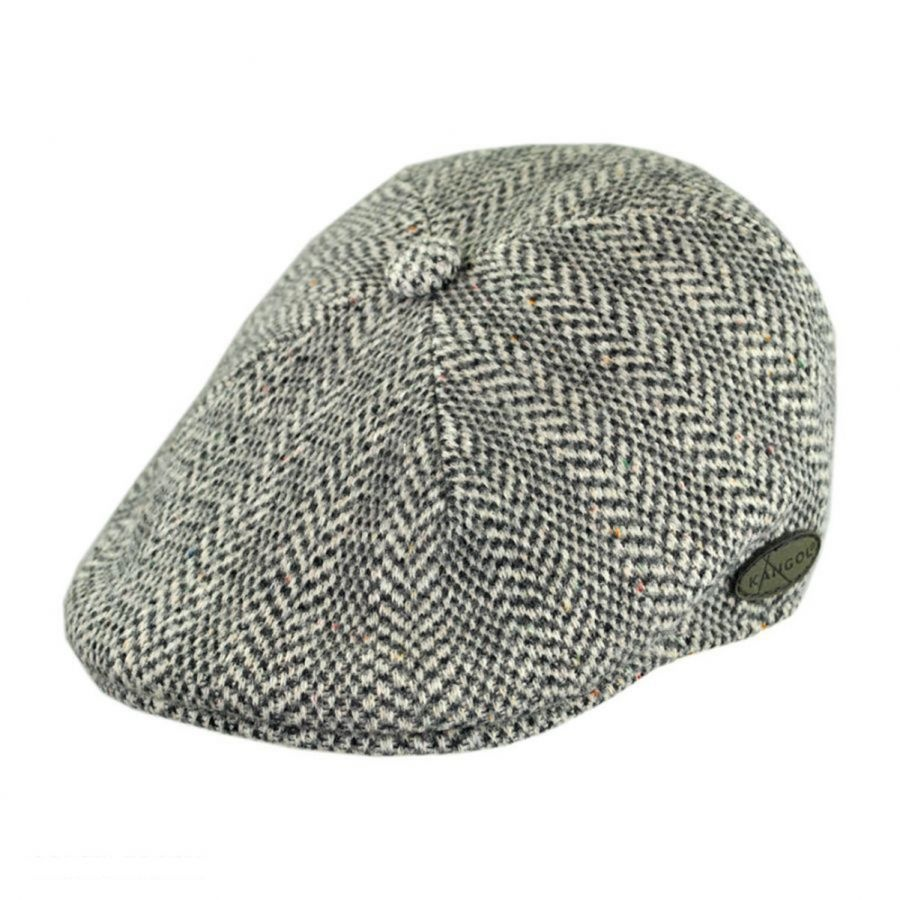 8849a2d60ca Herringbone Wool Blend 507 Ivy Cap alternate view 1