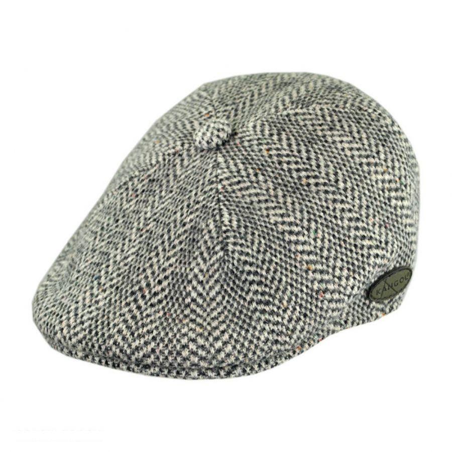 Kangol Herringbone Wool Blend 507 Ivy Cap Ivy Caps ea6567c7f1a