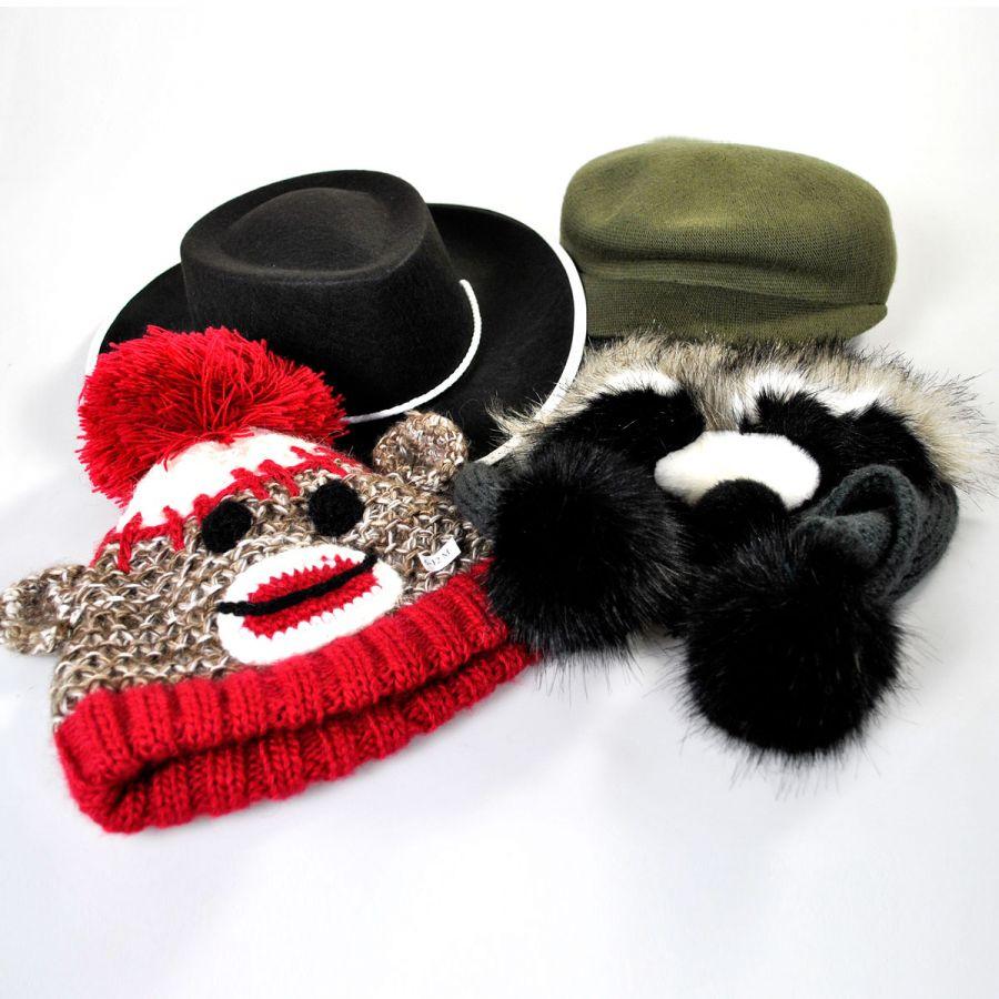 Village Hat Shop Kids Pack Prop Kits 8948642e371